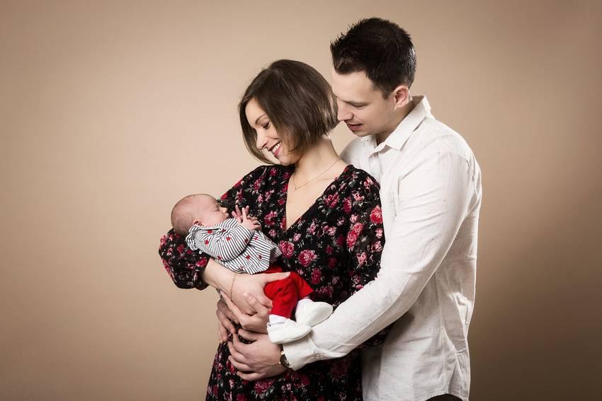 photographe nancy nouveau-ne belle famille